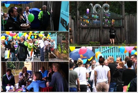folge 100 newtopia party